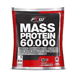 MASS Fitoway FTW (Morango) Refil 3kg