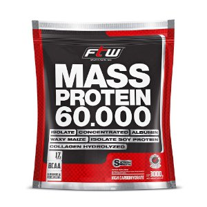 MASS Fitoway FTW (Chocolate) Refil 3kg