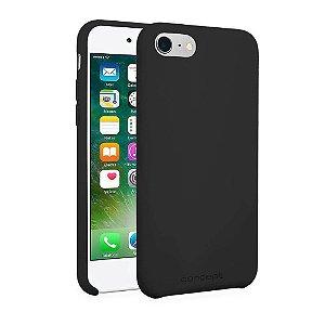 Case Premium Preto para iPhone 7 - AC309