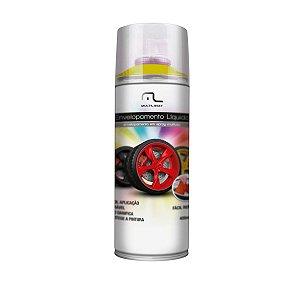 Spray Envelopamento Liquido Amarelo Fluorescente 400ML