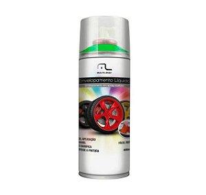 Spray Envelopamento Verde Fluorescente - Multilaser