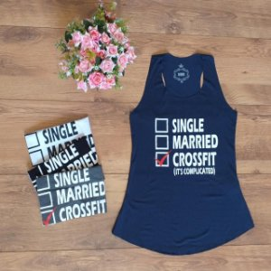 REGATA ACINTURADA - CROSSFIT, ITS COMPLICATED
