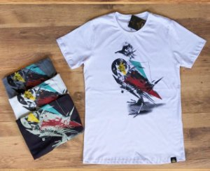 T-Shirt - Abstract Bird