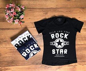 Baby Look Premium - Rock Star