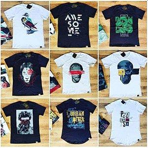 T-Shirt Masculina - Kit Atacado