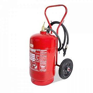 Extintor de Incêndio Espuma Mecânica Carreta de 50 Litros