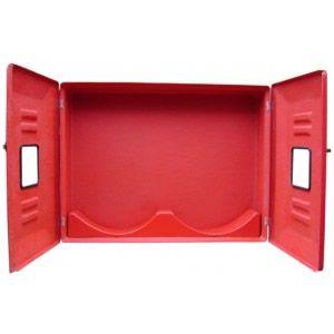 Caixas para mangueiras e extintores fabricados em fibra de vidro