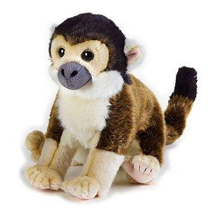 Macaco de Pelúcia Nat Geo
