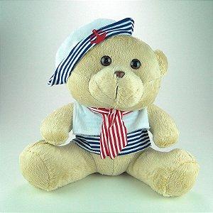Urso De Pelúcia Marinheiro G
