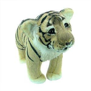 Tigre De Pelúcia Filhote em Pé