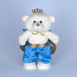 Urso De Pelúcia Príncipe em Pé Médio