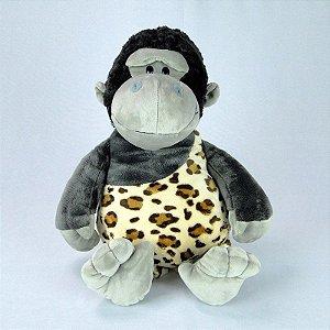 Macaco - Gorila de Pelúcia 45cm