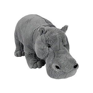 Hipopótamo de Pelúcia 40cm