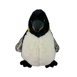 Pinguim de Pelúcia Imperador Pequeno