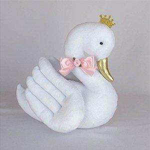 Cisne de Pelúcia Médio