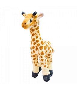 Girafa de Pelúcia - 33cm em pé
