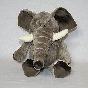Elefante de Pelúcia - 33cm