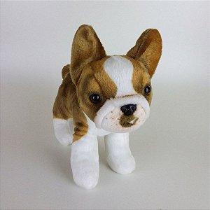 Cachorro de Pelúcia Bulldog Francês