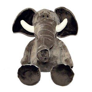 Elefante de Pelúcia - 50cm