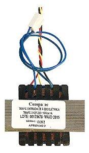 Trafo 16V 1A Compatec p/ Centrais AP4, AP8, AW6 e AM10