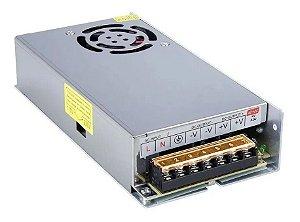 Fonte 12V 20A Colméia para Câmeras de Segurança CFTV