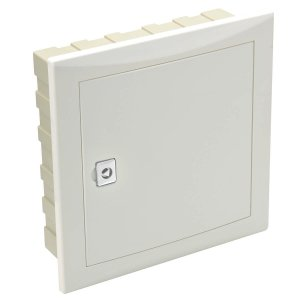 Caixa de Passagem Cemar PVC Embutir TLBE 20x20x9cm Legrand 910401