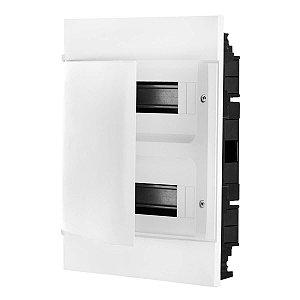 Quadro de Distribuição Practibox S 24 Disjuntores Legrand 135002