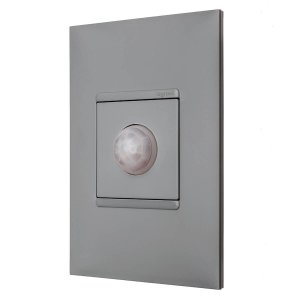 Sensor de Presença Cinza Pial Plus+ Com Fotocélula Legrand 611026CZ