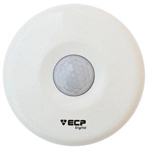 Sensor De Iluminação ECP LS360TS De Presença Fotocélula Teto