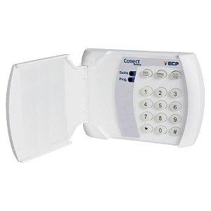 Teclado de Senha Sem Fio ECP Conect RF Controle De Acesso Para Alarme