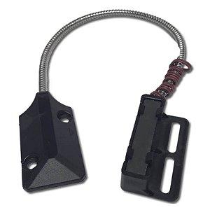 Sensor Porta de Enrolar Giltar Magnético Para Porta e Janela Ferro