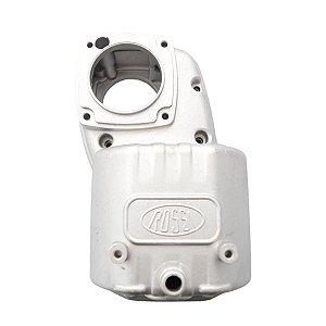 Carcaça De Alumínio Superior Para Motor Bv Nano Rossi