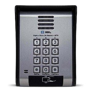 Porteiro Eletrônico Coletivo HDL F12 SCA Controle de Acesso Integrado