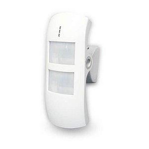 Sensor de Presença Externo Com Microondas PET Compatec IRK85