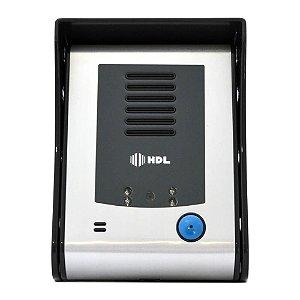 Unidade Externa Vídeo Porteiro Eletrônico HDL Sense Classic e Seven Com Infravermelho 3 Metros