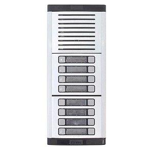 Vídeo Porteiro Eletrônico 16 Pontos HDL Unidade Externa Predial