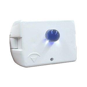 Led Pisca Alarme 12V Compatec Indica Alarme Armado/Desarmado