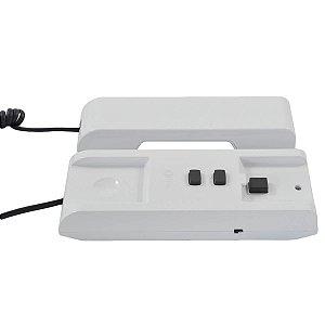 Monofone HDL 2 Botões AZ-S02 Para Interfone Porteiro 90.02.01.213