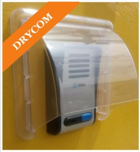Protetor Para Interfone, Interruptor e Tomada Externo Drycom