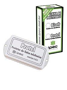 Protetor de corte de Linha telefônica para alarme, telefone, modem Ipec