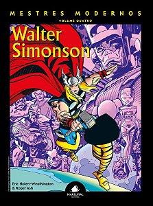 Mestres Modernos volume 4: Walter Simonson