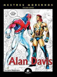 Mestres Modernos volume 5: Alan Davis