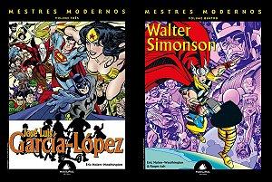 COMBO Mestres Modernos volumes 3 e 4
