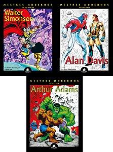 COMBO Mestres Modernos volumes 4 a 6