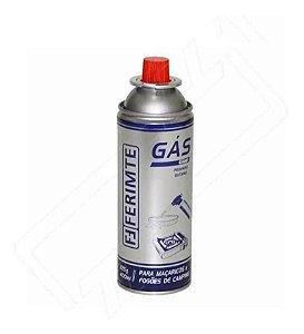 Gás Para Maçarico E Fogões Camping 225g/400 MLG Ferimte
