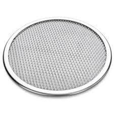 Forma para pizza telada de 35 cm em alumínio
