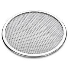 Forma para pizza telada de 40 cm em alumínio