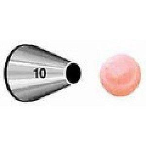 Bico Wilton  10 Perlê Original
