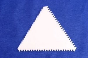 Espatula triangulo