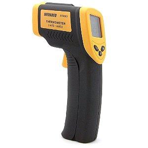 Termômetro infra-vermelho a laser
